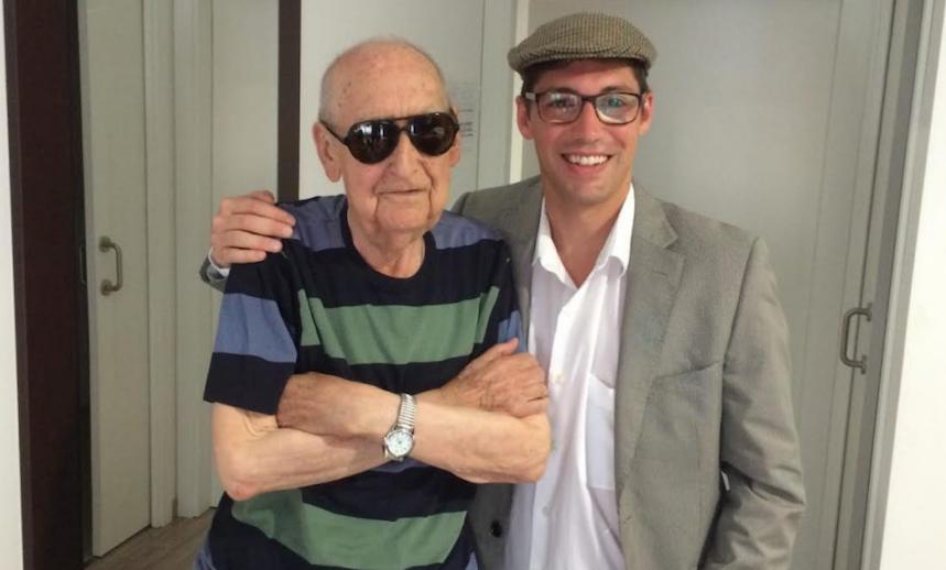 Adopta un abuelo -Acompañamiento a mayores -Social Enterprise España