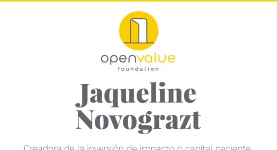 Encuentros con Impacto Social – Jaqueline Novograzt