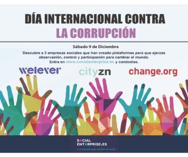 Participación ciudadana contra la corrupción