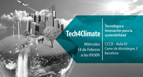 Tecnología e innovación para la sostenibilidad  | #LABTech4Climate
