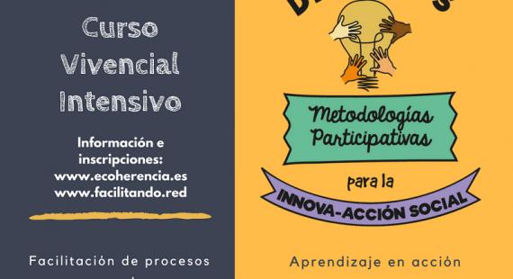 Curso vivencial intensivo: Metodologías participativas para la innova-acción social
