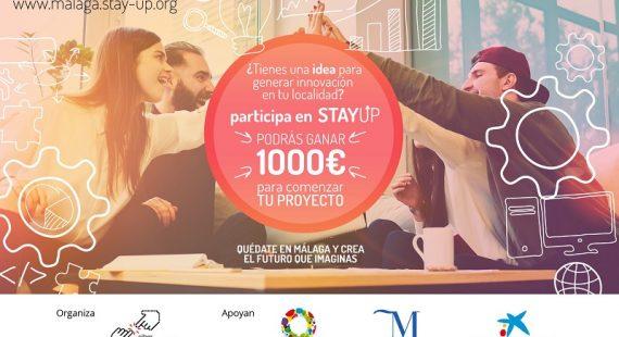 STAY UP: taller de formación en emprendimiento, innovación social y TIC
