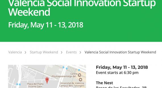 Valencia Social Innovation Startup Weekend
