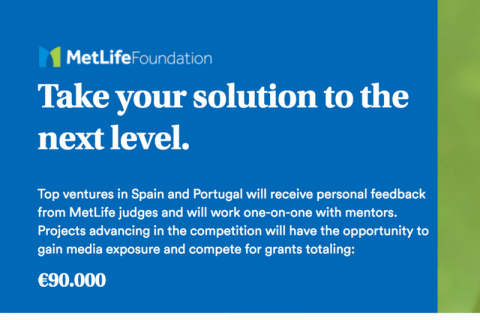 MetLife Foundation Inclusion Plus Program – Spain & Portugal