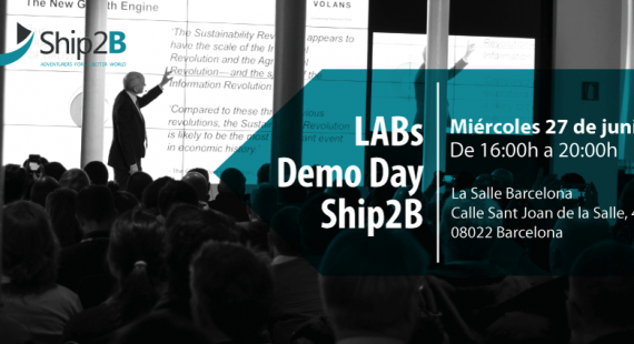 Labs Demo Day SHIP2B