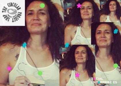 Paloma García – El sueño de la moda sostenible
