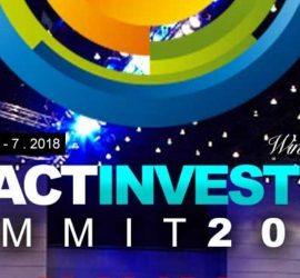Impact Investing Summit London 2018