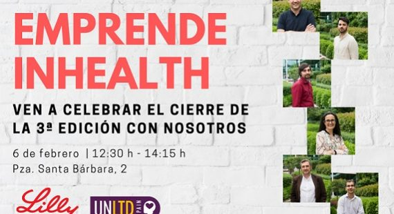Emprende inHealth – Evento de cierre