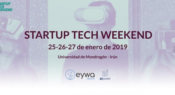 Startup Tech Weekend – Universidad de Mondragón