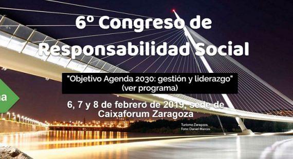 6º Congreso de Responsabilidad Social (Zaragoza)