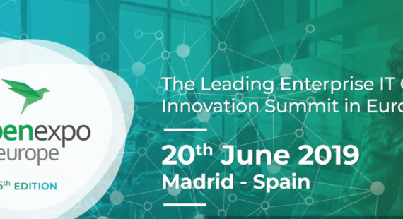 OpenExpo Europe 2019 – IT Open Innovation Summit