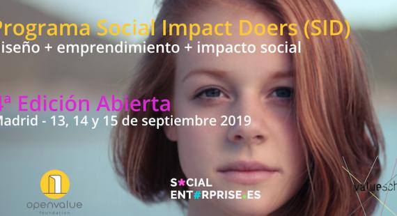 4ª Edición del Programa Social Impact Doers (SID)