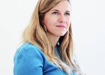 Lara Viada, principal en Creas, en El País